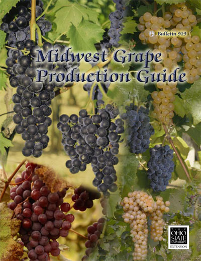 Midwest Grape Production Guide